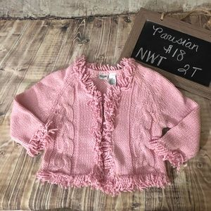 💥🆕🚀Gorgeous NWT Peruvians sweater! 2T